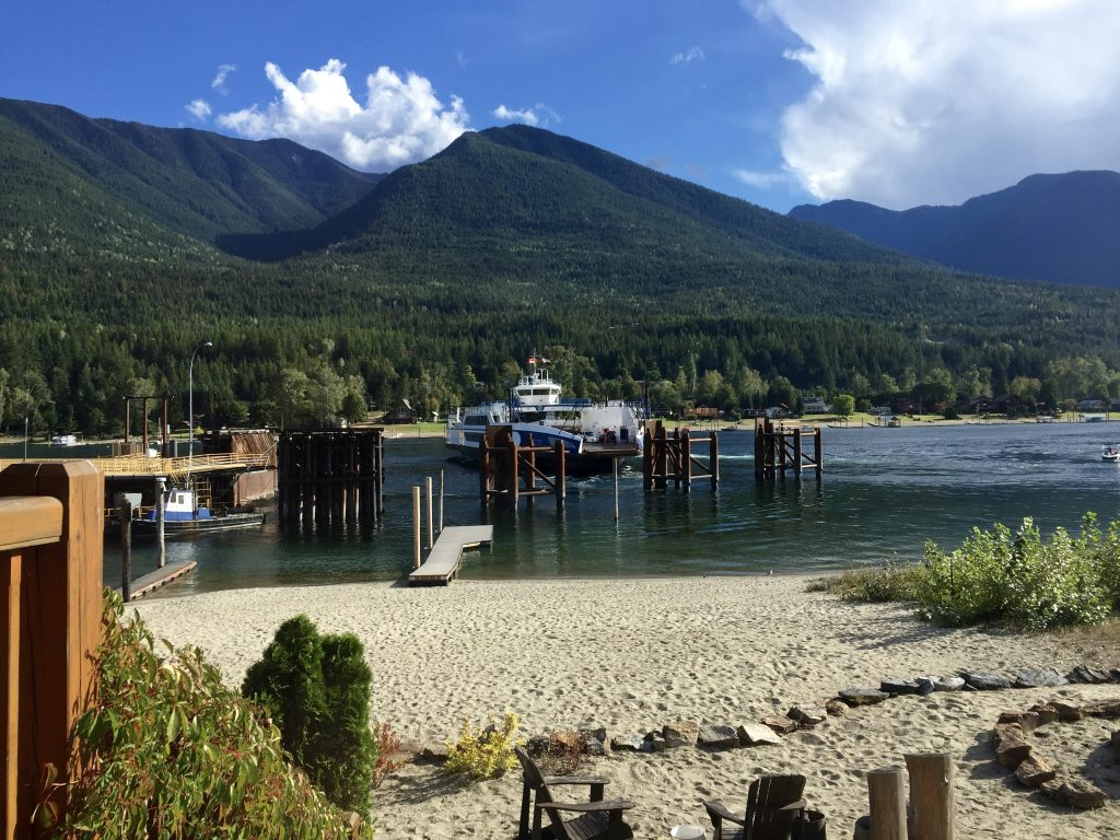 Kootenay Lake Ferry (Balfour)