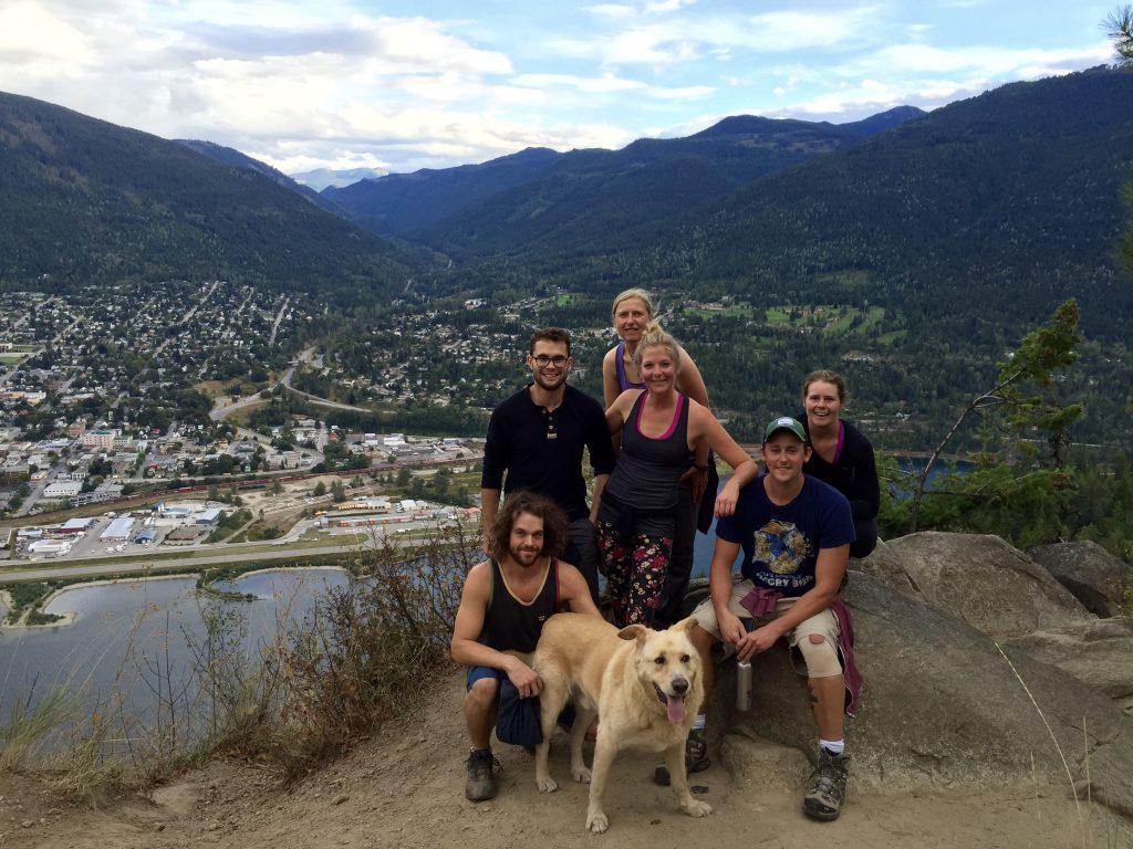 Wanderung zum Pulpit Rock