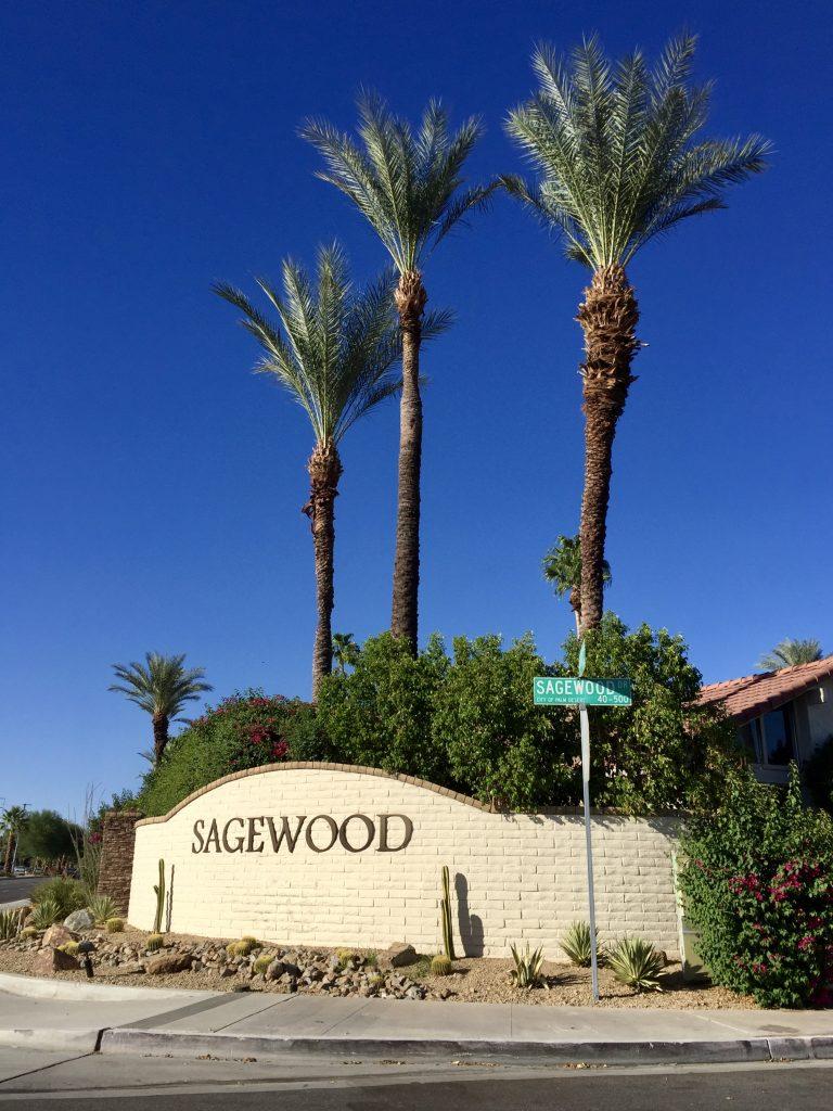 Sagewood Drive, Palm Desert