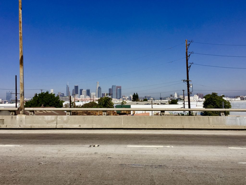 Skyline Los Angeles