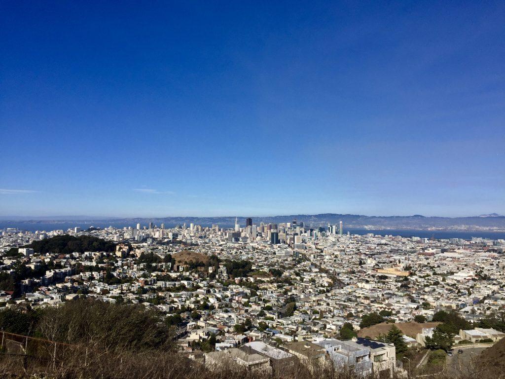Twin Peaks viewpoint